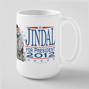 Jindal GOP Elephant Large Mug