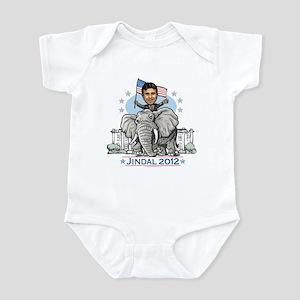 Jindal GOP Elephant Infant Bodysuit