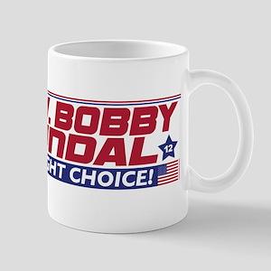 Bobby Jindal Right Choice Mug