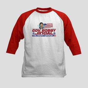 Bobby Jindal Right Choice Kids Baseball Jersey