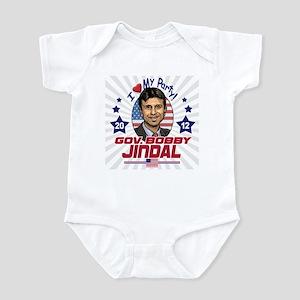 Bobby Jindal Right Choice Infant Bodysuit