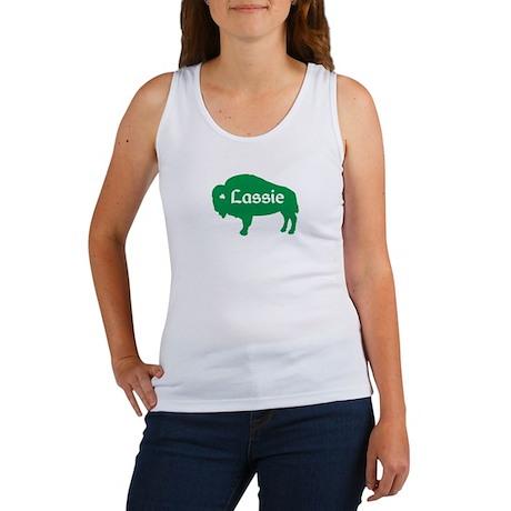 Buffalo Irish Lassie Women's Tank Top