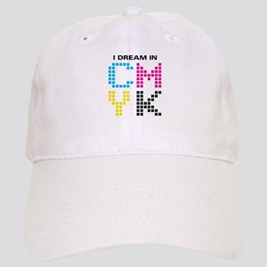 Dream In CMYK Cap