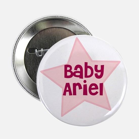 "Baby Ariel 2.25"" Button (10 pack)"