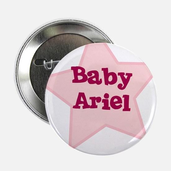 Baby Ariel Button