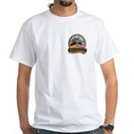 Fall of the Wall White T-Shirt