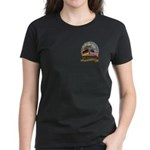Fall of the Wall Women's Dark T-Shirt