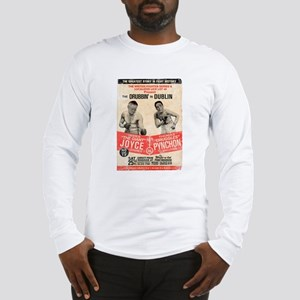 Joyce vs Pynchon - Long Sleeve T-Shirt