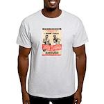 Joyce vs Pynchon - Light T-Shirt