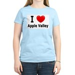 I Love Apple Valley Women's Light T-Shirt
