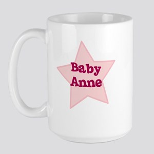 Baby Anne Large Mug