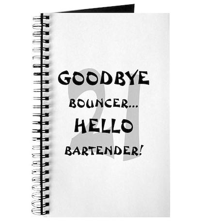 21 Goodbye Bouncer Journal