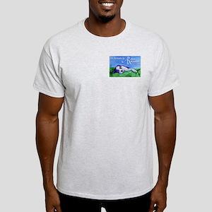 """""""Cloud 9"""" Light T-Shirt with Ann's Logo"""
