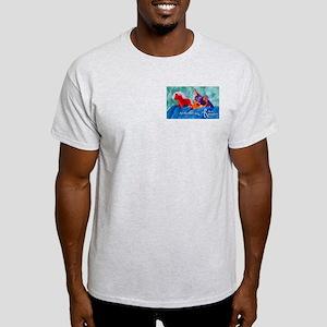 """Jack"" Light T-Shirt with Ann's Logo"