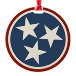 Tennessee State Stars Ornament