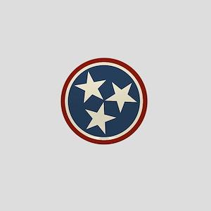 Tennessee State Stars Mini Button