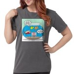 Piranha Guard Fish Womens Comfort Colors® Shirt