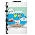 Piranha Guard Fish Journal