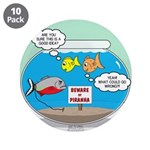 Piranha Guard Fish 3.5