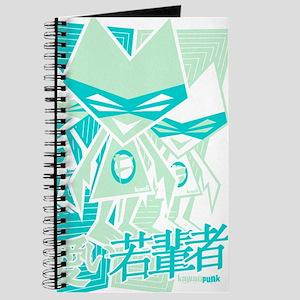 Frost Mascot Stencil Journal