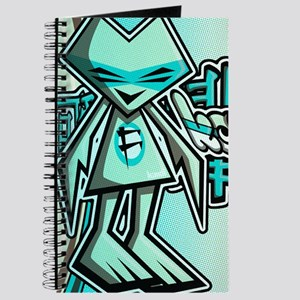 Frost Mascot Tag Journal