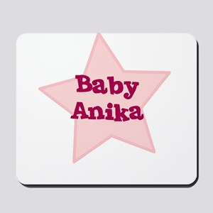 Baby Anika Mousepad