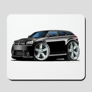 Dodge Magnum Black Car Mousepad