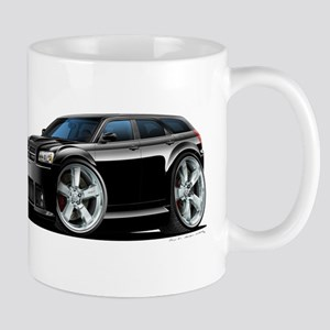 Dodge Magnum Black Car Mug