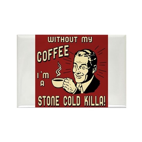 Stone Cold Killa #2 Rectangle Magnet (10 pack)