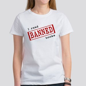 Banned Books Women's T-Shirt