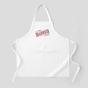 Banned Books BBQ Apron