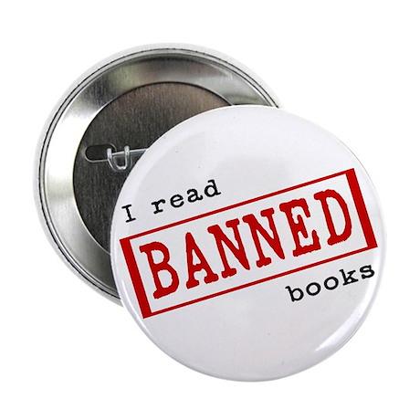 "Banned Books 2.25"" Button"
