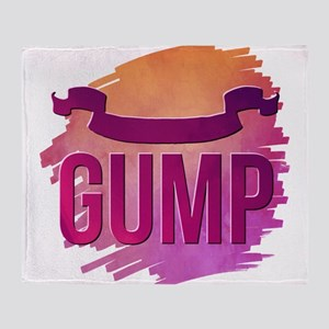 Gump Throw Blanket