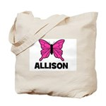 Butterly - Allison Tote Bag