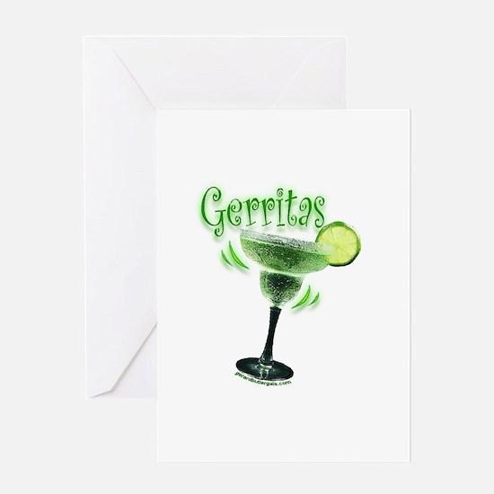 Gerritas Greeting Card