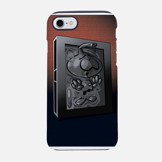 Carbon Character iPhone 7 Tough Case