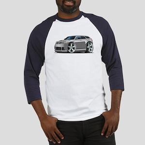 Dodge Magnum Silver Car Baseball Jersey