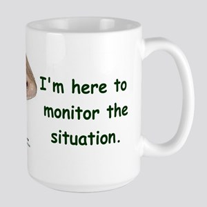 Savannah Monitor Large Mug