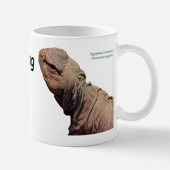 Uromastyx Mug