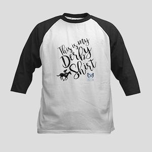 Kentucky Derby Shirt Baseball Jersey
