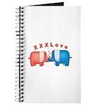 Elephants Love Journal