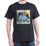 Carolina Outdoors Game Animal Black T-Shirt