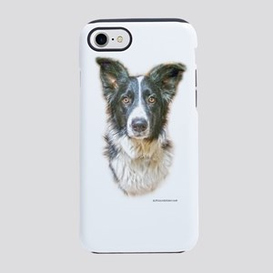 Border Collie iPhone 8/7 Tough Case