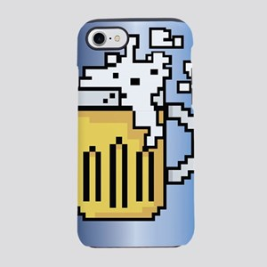 Beer Background iPhone 7 Tough Case
