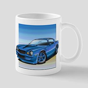 '78-81 Camaro Blue Mug