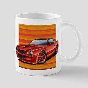 '78-81 Camaro Red Mug