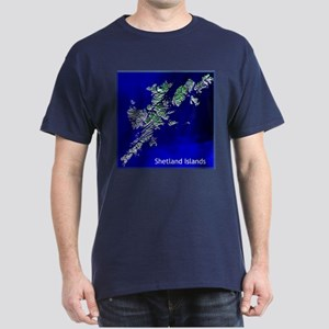 Shetland Islands Dark T-Shirt
