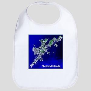 Shetland Islands Bib