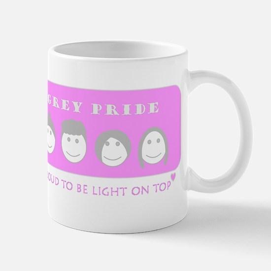 Lady Grey Pride Mug