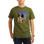 Wisdom Organic Men's T-Shirt (dark)